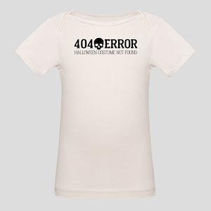 404 Error Halloween Costume N Organic Baby T-Shirt