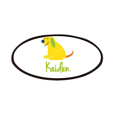 Kaiden Loves Puppies Patches