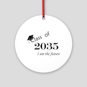 Born in 2013/Class of 2035 Ornament (Round)