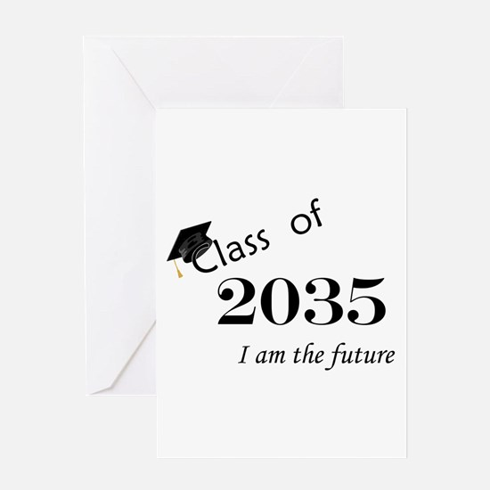 Born in 2013/Class of 2035 Greeting Card