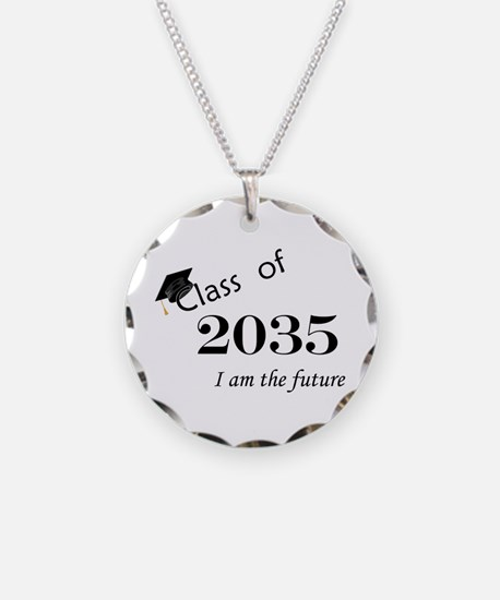 Born in 2013/Class of 2035 Necklace