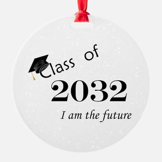 Born in 2014/Class of 2032 Ornament
