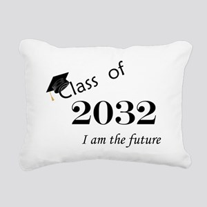 Born in 2014/Class of 2032 Rectangular Canvas Pill