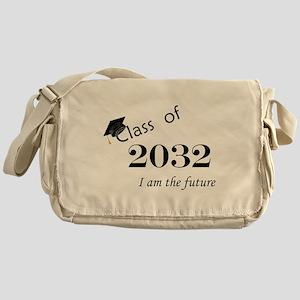 Born in 2014/Class of 2032 Messenger Bag