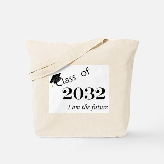 Born in 2014/Class of 2032 Tote Bag