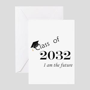 Born in 2014/Class of 2032 Greeting Card