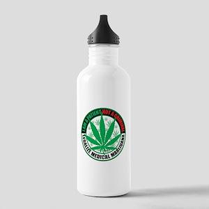 Patient-not-Criminal-2009 Water Bottle