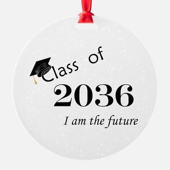 Born in 2014/Class of 2036 Ornament