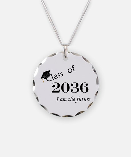 Born in 2014/Class of 2036 Necklace