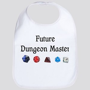 Future Dungeon Master Bib