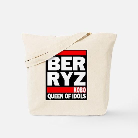 Berryz logo Tote Bag