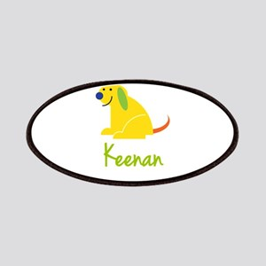 Keenan Loves Puppies Patches