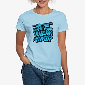 Vulcan Mind Women's Light T-Shirt