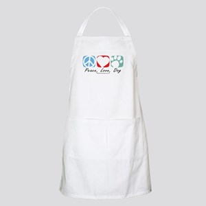 Peace-Love-Dog-2009.png Apron