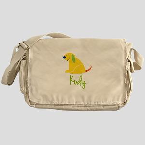 Kody Loves Puppies Messenger Bag