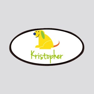 Kristopher Loves Puppies Patches