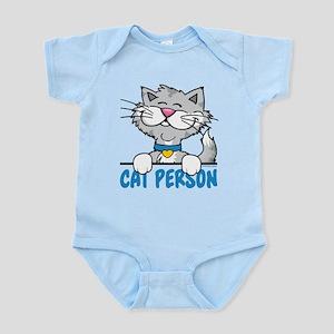 Cat Person Body Suit