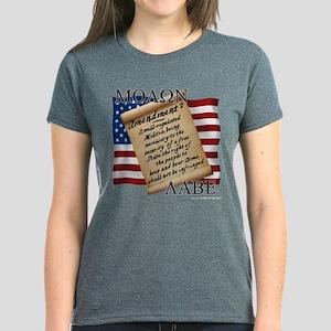 2A Molon Labe Women's Dark T-Shirt