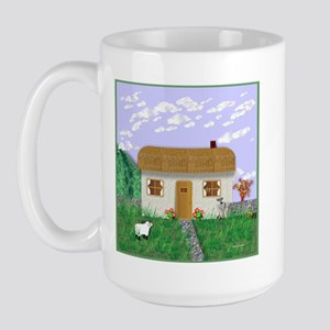 IRISH COTTAGE Large Mug