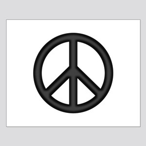 Round Peace Sign Posters