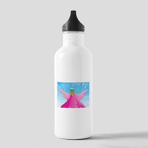 Angel of New Beginnings-SMZ Water Bottle
