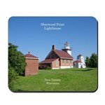 Sherwood Point Lighthouse Mousepad