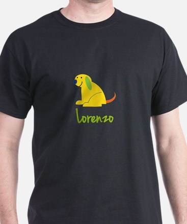 Lorenzo Loves Puppies T-Shirt