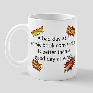 Comic Book Conventions Mug