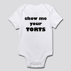 SHOW ME YOUR TORTS Body Suit