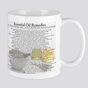 Essential Oil Remedies Mug