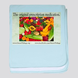 Original Medication baby blanket