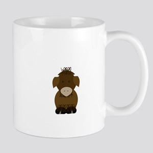 Brown Yak Mug