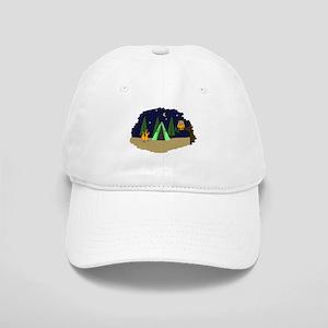 Campsite Baseball Cap