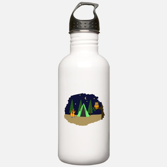 Campsite Water Bottle