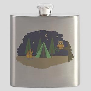 Campsite Flask