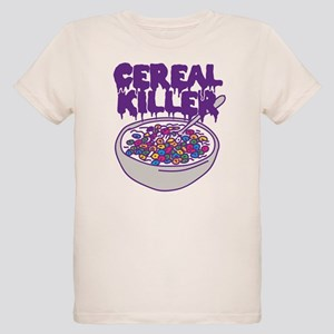Cereal Killer Organic Kids T-Shirt