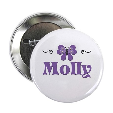 Purple Butterfly - Molly Button