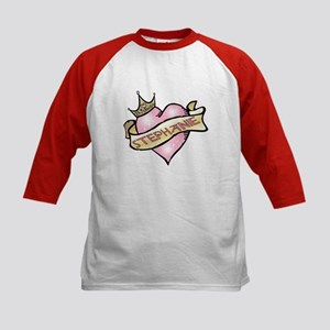 Sweetheart Stephanie Custom Princess Kids Baseball