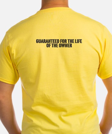 Buy A Fallout Shelter Tee (Yellow)