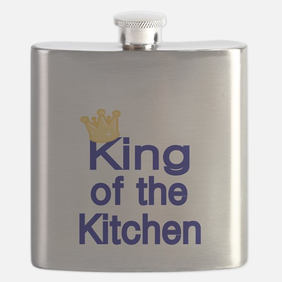 King of the Kitchen Flask
