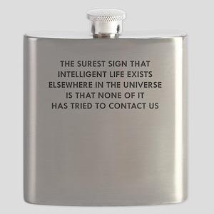 INTELLIGENT LIFE Flask