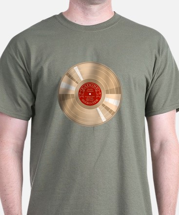 Gold Record T-Shirt