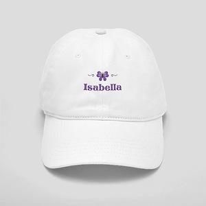 Purple Butterfly - Isabella Cap