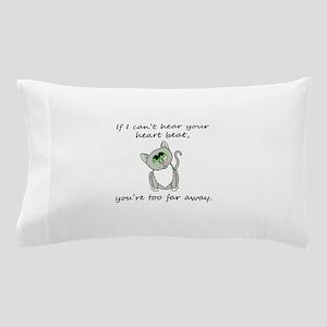 Cat Love Pillow Case