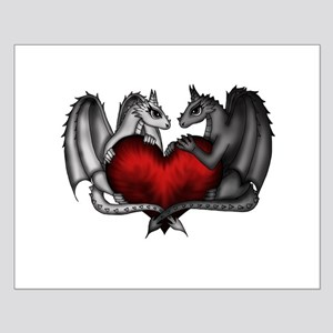 Dragons in Love Posters