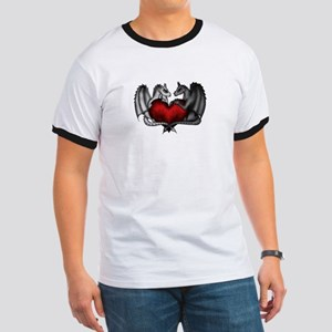 Dragons in Love T-Shirt