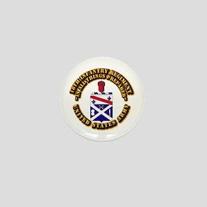COA - 18th Infantry Regiment Mini Button