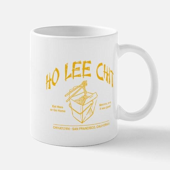HO LEE CHIT chinese restaurant funny t-shirt Mug