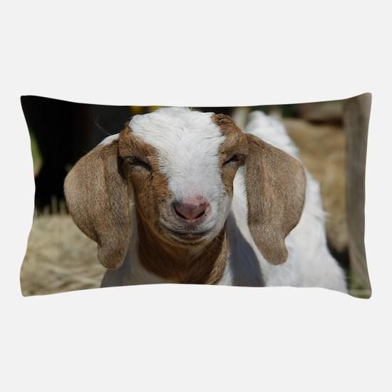 Unique Goat Pillow Case