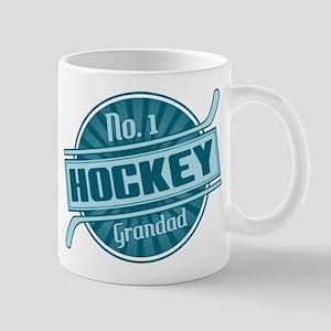 No. 1 Hockey Grandad Mug